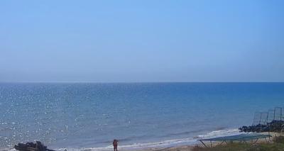 Сентябрь Азовское Море