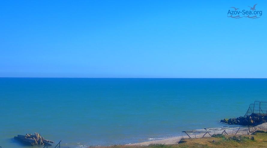 Температура азовского моря. Май 2018. Погода на Азовском море.