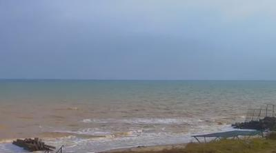 Азовское море. Сентябрь