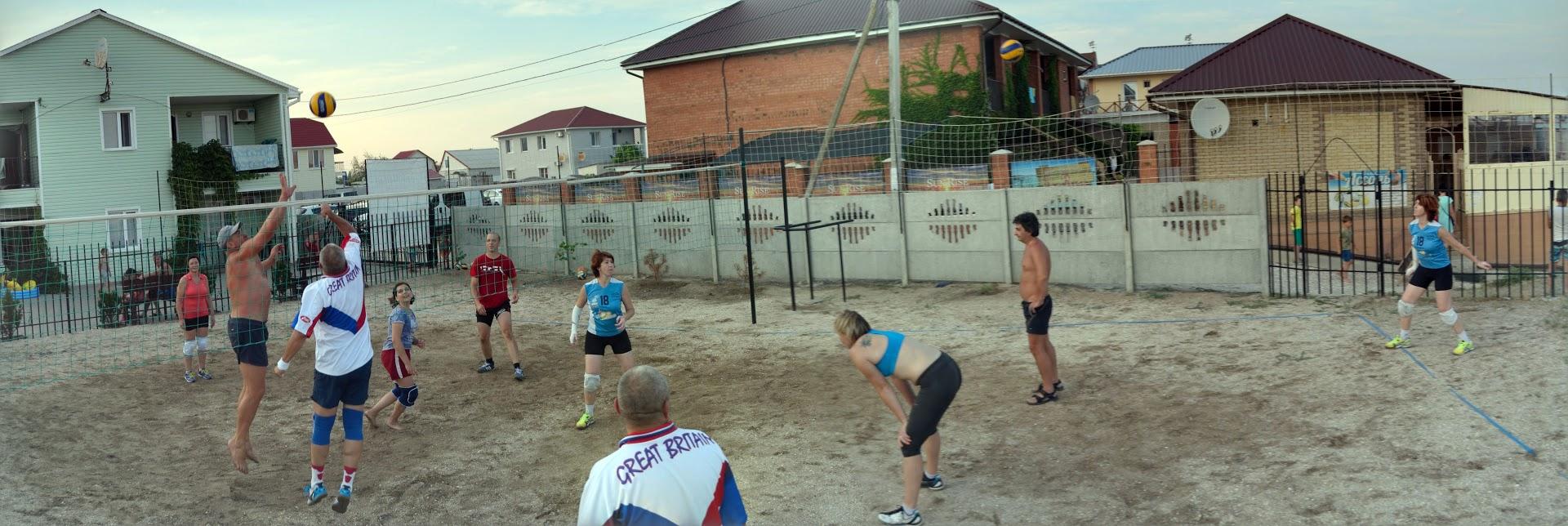 волейбол степановка первая