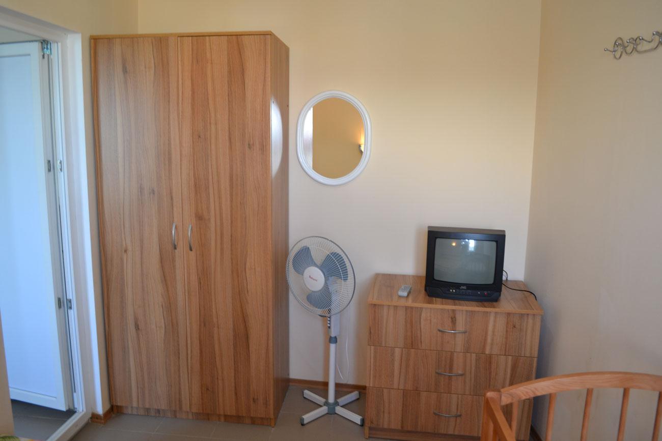 Спутниковое ТВ, Шкафы, Вентилятор