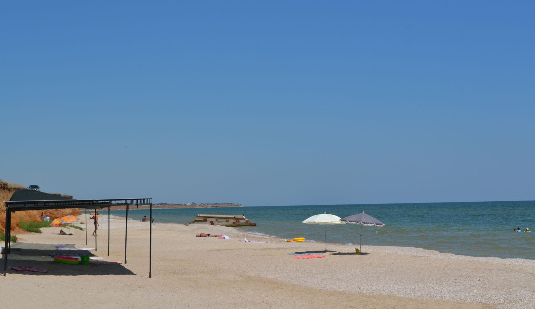 Фотография нашего пляжа