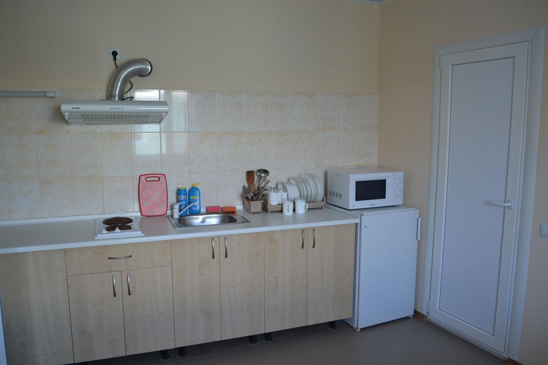 Вход из кухни во вторую комнату