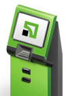 Автомат самообслуживания ПриватБанка