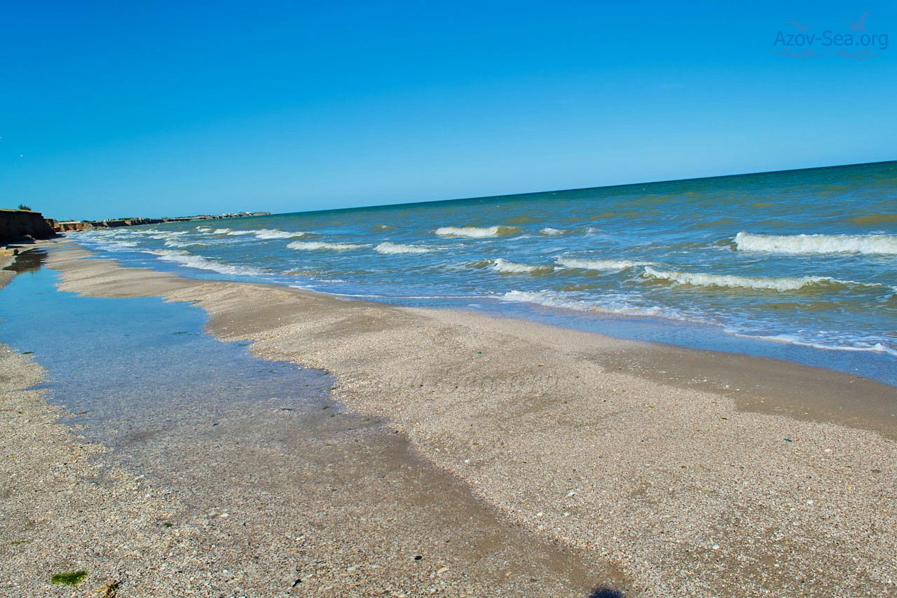 Пришла настоящая весна - Степановка Первая. Азовское море.