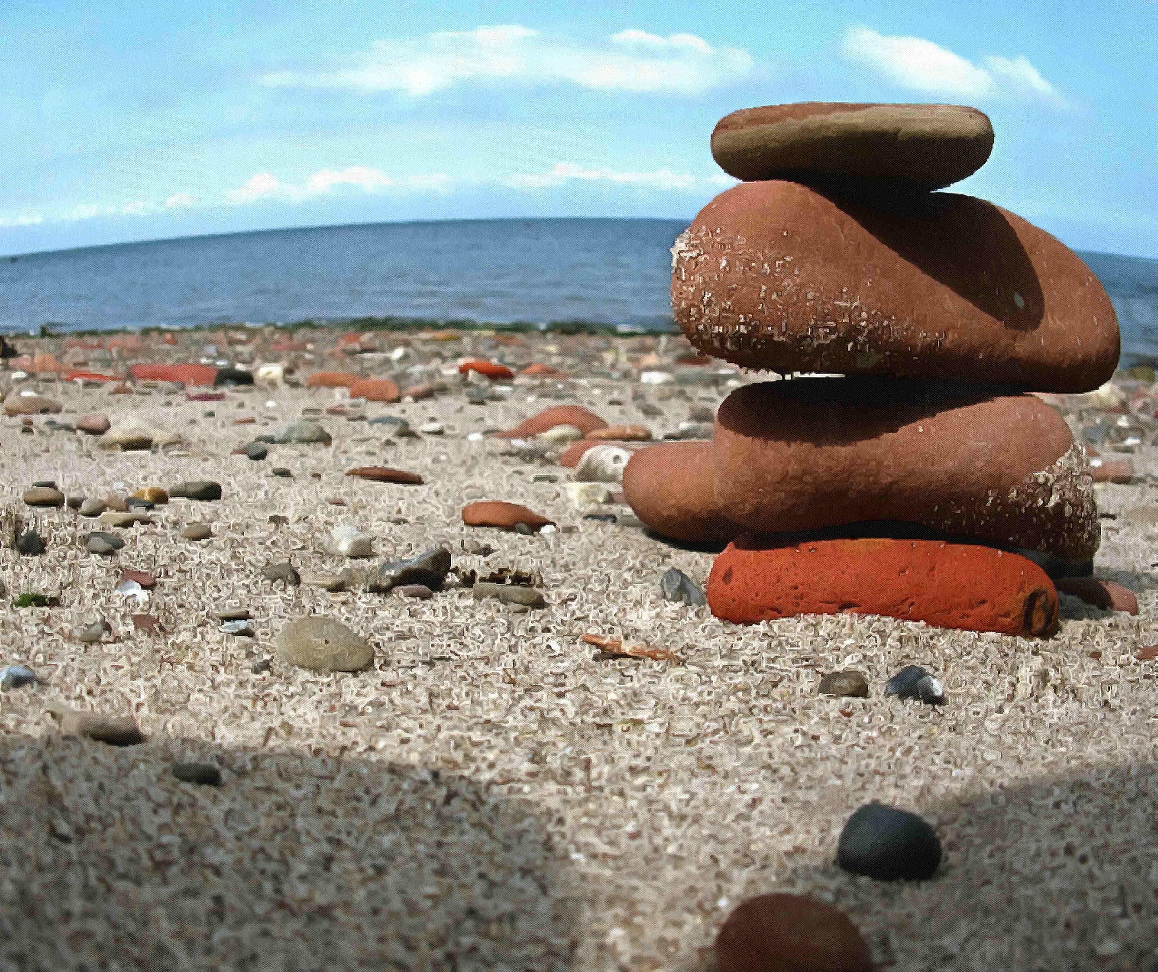 Пляжи Кречи Пляжи Керченского полуострова на Черном