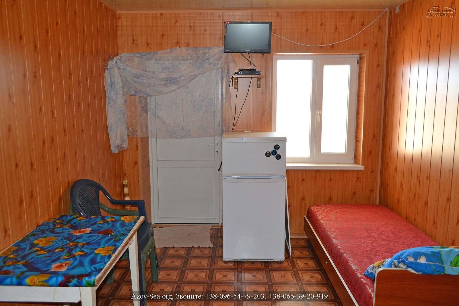 4-х местный номер. База отдыха Уютный Дворик. Степановка Первая.