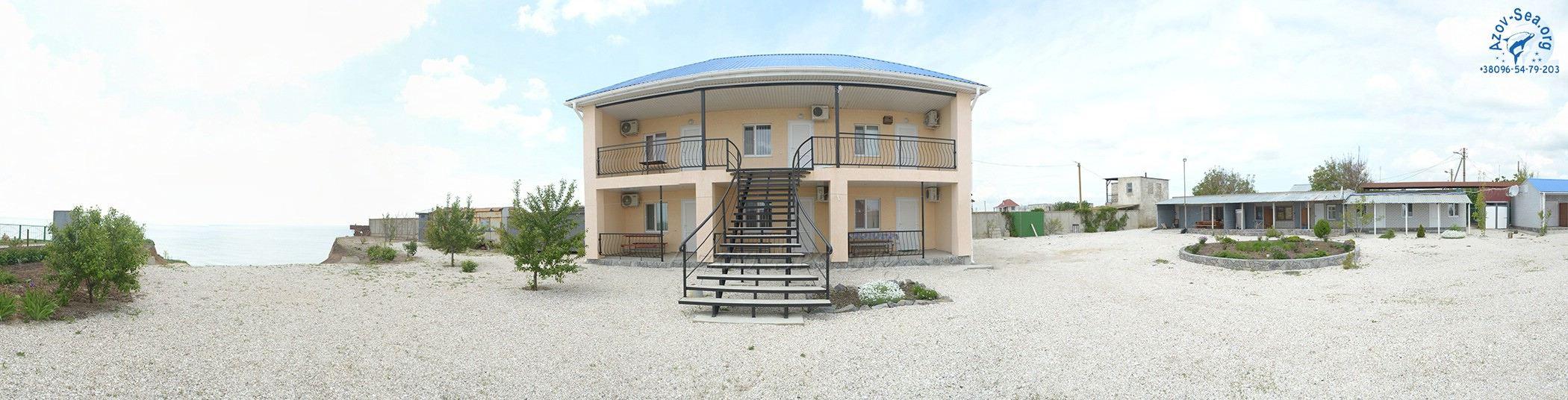 База отдыха Уютный Дворик - Степановка Первая. Отдых на море.