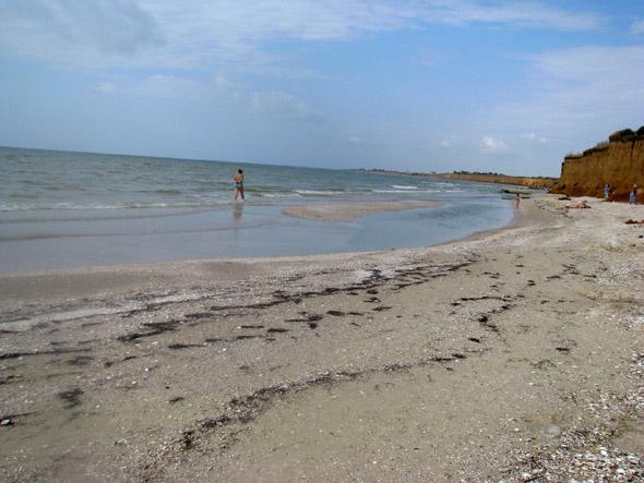 Степановка Пляж