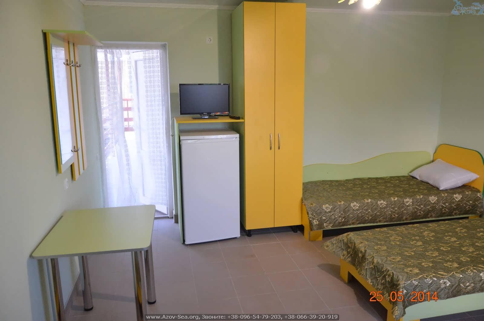 База отдыха Guest House. Степанвка Первая.