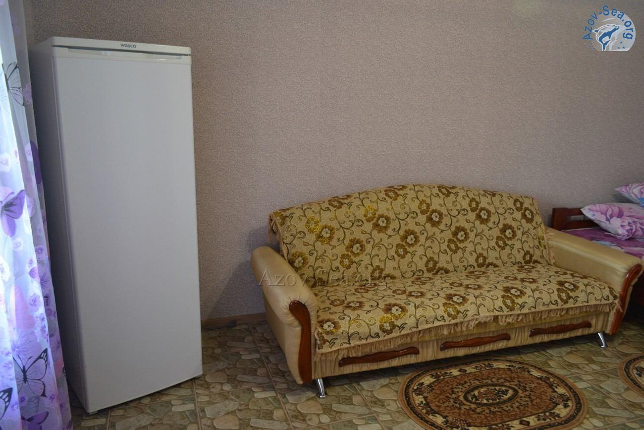 Пансионат Афалина, Номер 3, Степановка 1 - Отдых на Море