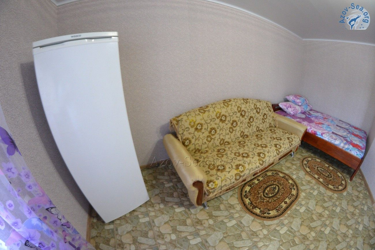 Номер 3 - Пансионат Афалина - Степановка Первая - Отдых на Море