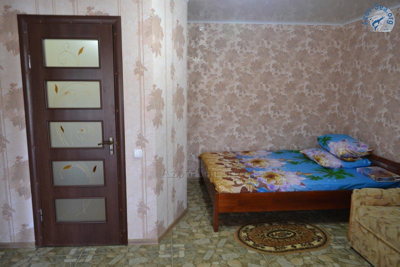 Номер 4 - Пансионат Афалина - Степановка -1
