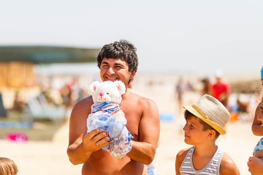 Степановка Первая - Празднование дня Азовского моря