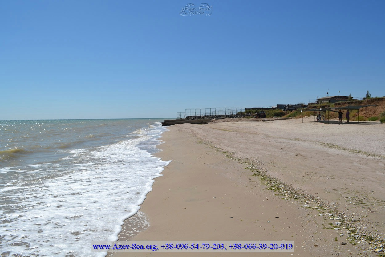 Наж пляж - Степановка 1