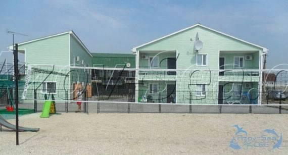 Пансионаты Азовского моря