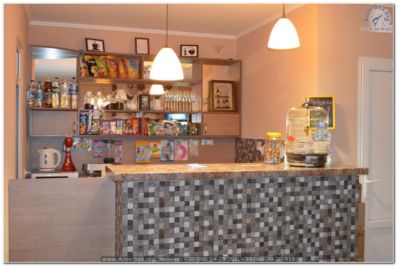 Кафе Ассоль, Пансионат Sunrise