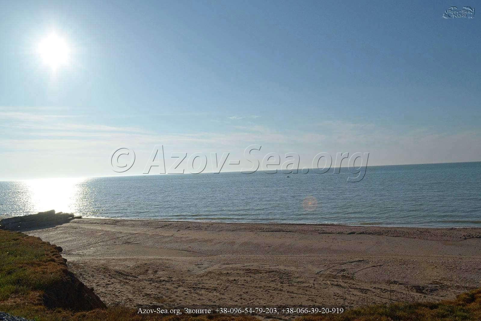 Пансионат Санрайз (SunRise) - Вид на море