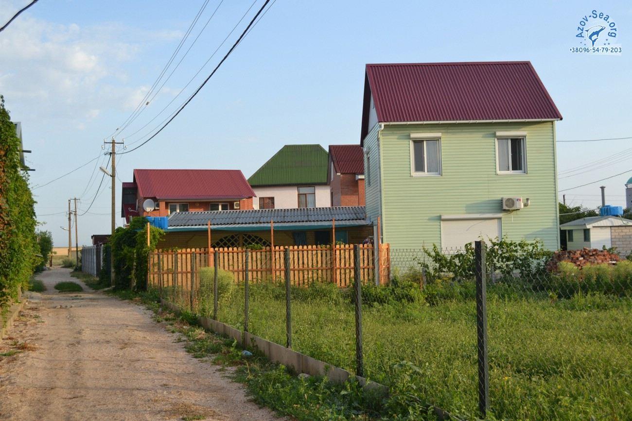 Пляжный Домик №3 - Отдых на Азовском море. Степановка Первая.