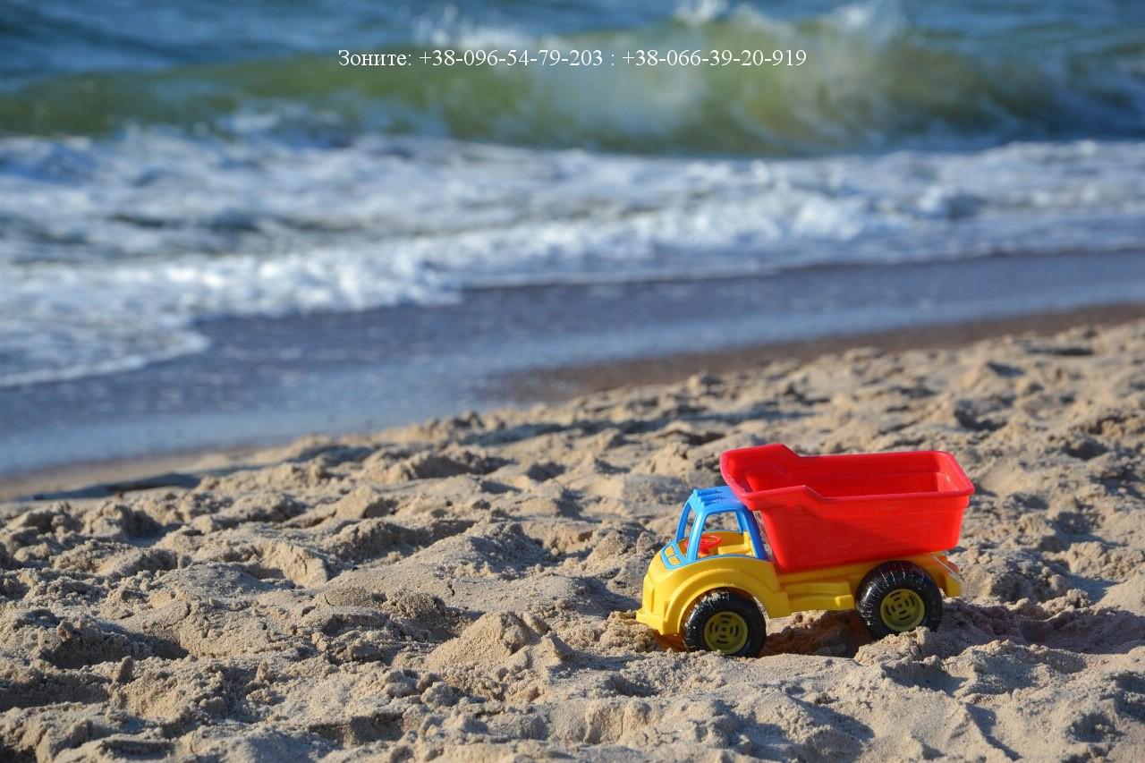 Машинка на пляже, Степановка Первая пляж