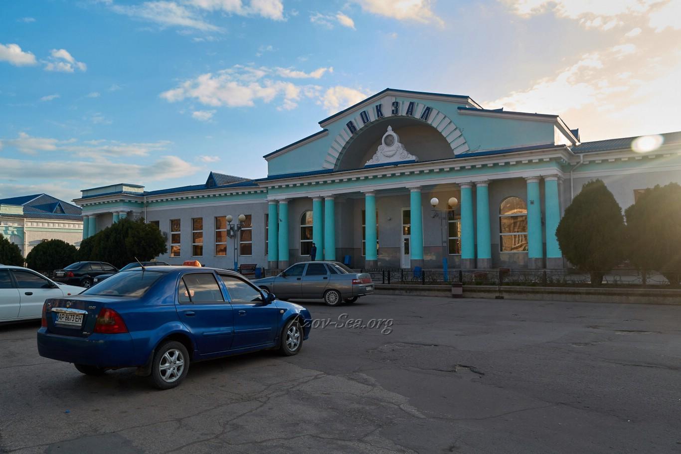 Летнее расписание движения поездов. Станция Мелитополь. СЕЗОН 2019.