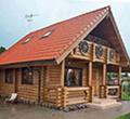 Строительство деревянных домов в Украине