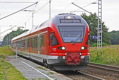 Поезд Минск - Мелитополь
