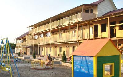 Гостевой дом «Акватория». (Aquatory)