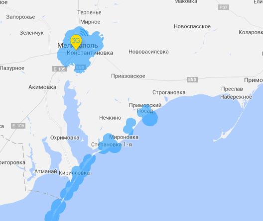 карта киевстар степановка