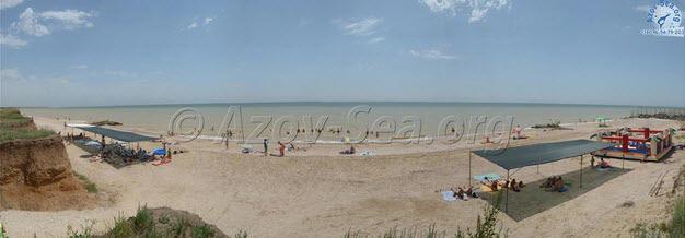 Азовское море. Отдых на Азовском море.