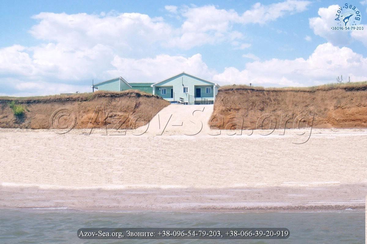 Азовское море - Пляж
